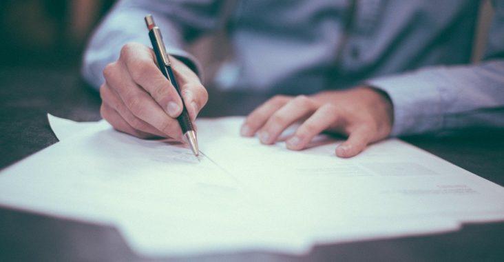 signer avec une major