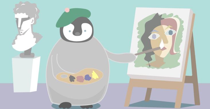 Artiste peintre et crowdpromoting